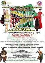 Folk Festival 2015